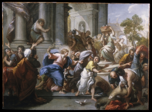 Giuseppe_Passeri_-_The_Cleansing_of_the_Temple_-_Walters_372512